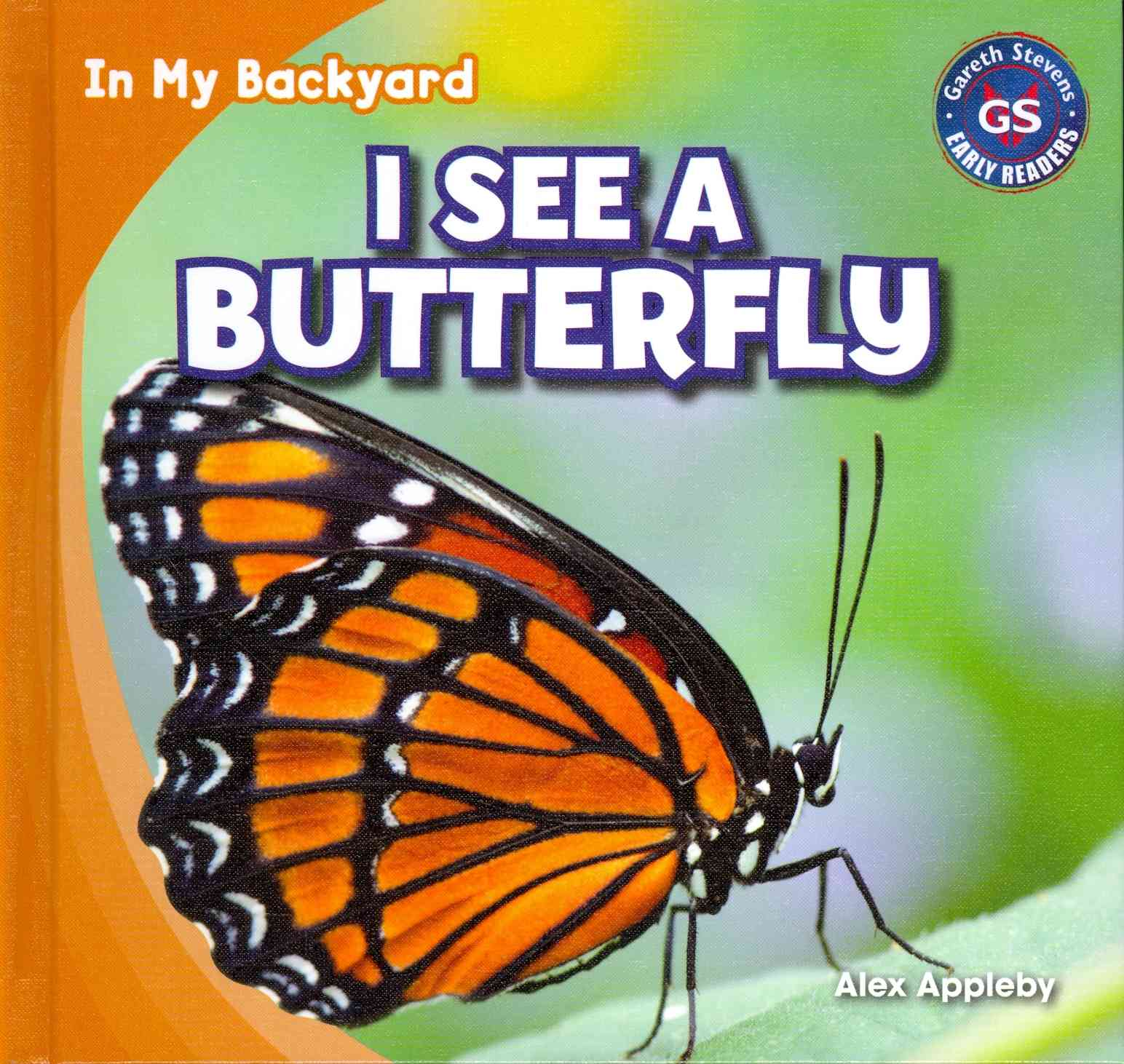 I See a Butterfly By Appleby, Alex